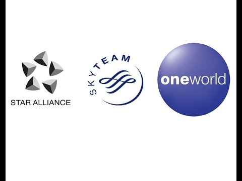 Airline Alliances: Which is best? Star Alliance, SkyTeam, or OneWorld