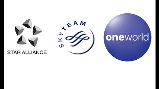 Top 10 Awards - Airline Alliances: Which is best? Star Alliance, SkyTeam, or OneWorld