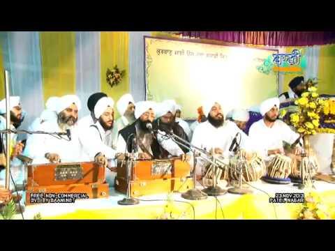 ^^ਧੰਨ ਗੁਰੂ ਤੇਗ ਬਹਾਦੁਰ ਸਾਹਿਬ^^ Kirtan Salok Mahalla 9 - Bhai Surinder Singh Ji Patel Nagar at Delhi