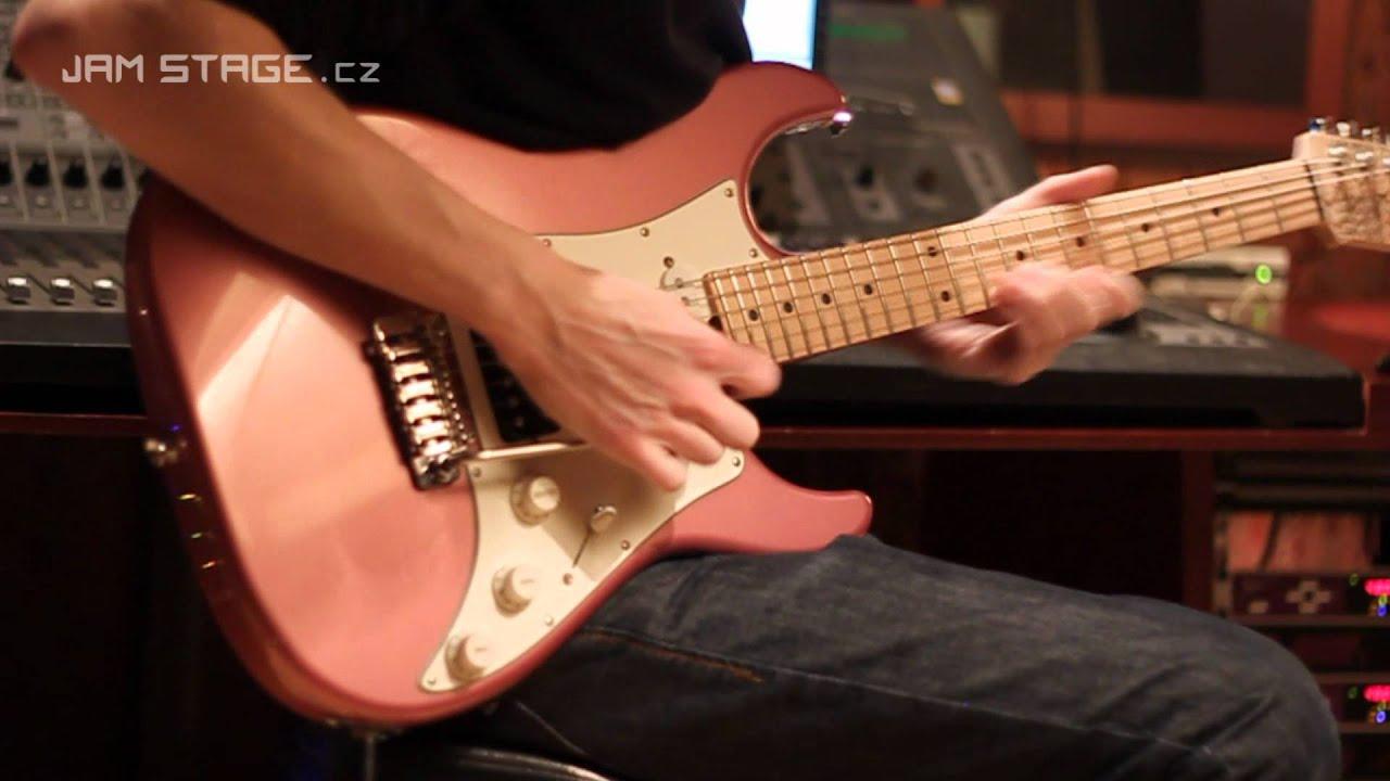 2007 james tyler guitars studio elite retro luk martinek youtube. Black Bedroom Furniture Sets. Home Design Ideas