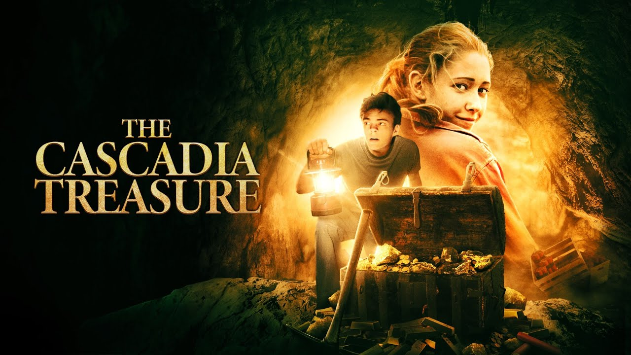 The Cascadia Treasure (2020) | Full Movie | Ron Ford | Anne Selcoe | Erik Golden