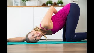 18 Days of Yoga for Your Body & Soul: Yoga Day 2 EASE - Peace & Fluidity
