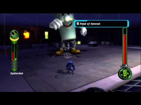 Ben 10: Alien Force Vilgax Attacks - Xbox 360 'Big Smoothie Boss and Character Showcase'