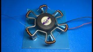 47V Generator , 23.5W Generator , new idea . science project 2018 thumbnail