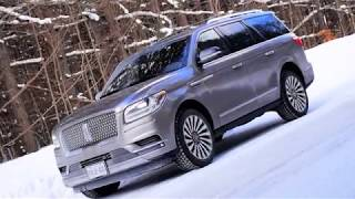 2018 Lincoln Navigator Test Drive Review