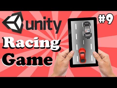 9.Unity Racing Game Development Tutorial- Car Collisions