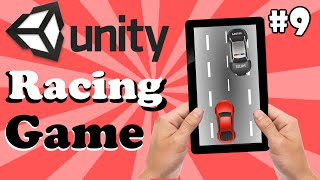 Unity 2D Car Racing Game Tutorial-9- Car Collisions