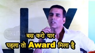 Akshay Kumar gets trolled on Twitter for winning National Award | Dainik Savera