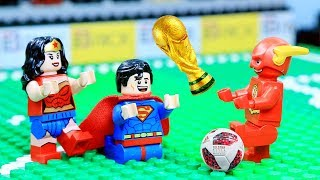 Lego FIFA World Cup: Justice League Vs Injustice League