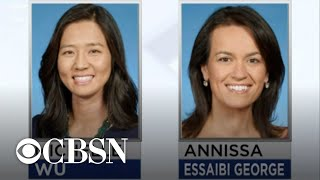 Michelle Wu and Annissa Essaibi George will face off in November to become next Boston mayor