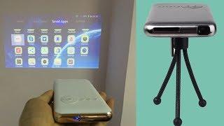 TouYinger everycom S6 Mini проектор, а показывает как большой | алиэкспресс обзор