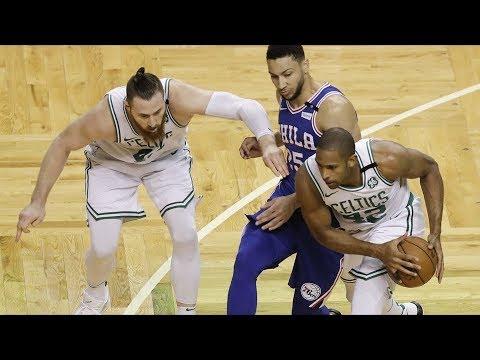 Ben Simmons Scores 1 Point! 76ers Blew 22 Pt Lead! 2018 NBA Playoffs