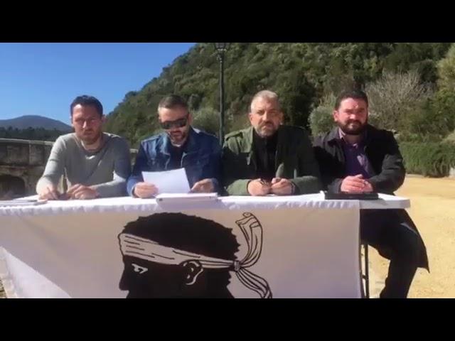 PER A DIFESA DI A LINGUA CORSA: LINGUA CORSA, LINGUA UFFICIALE !
