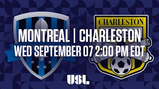 WATCH LIVE: FC Montreal vs Charleston Battery 9-7-16