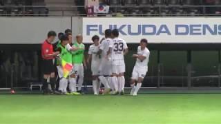 ヴィッセル神戸 2018.07.11 VISSEL KOBE vs ジェフユナイテッド市原・千...