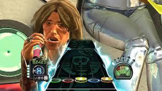 Guitar Hero Aerosmith Dream On 4K 60FPS test