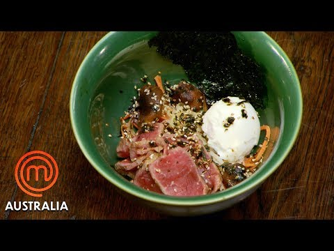 Asian Cuisine Elimination Challenge | MasterChef Australia | MasterChef World