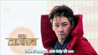 Hài Hàn Quốc-Vietsub Pháp sư Dr.Strange Parody (SNL KOREA)