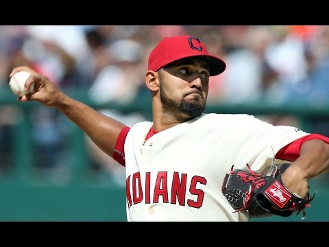 Danny Salazar | 2015 Indians Highlights ᴴᴰ