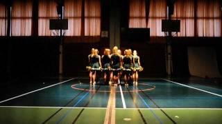 New Wave Cheerleading 2011