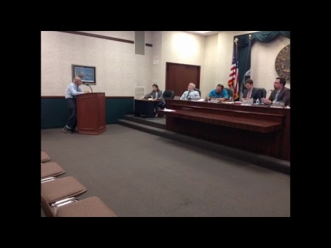 April 26, 2018 Public Business Meeting of the Allegany County Commissioners