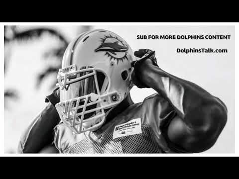 THE MIAMI DOLPHINS PODCAST 8.16.17