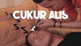 Gw Cukur Alis Abang GW! (Prank) #Slog1