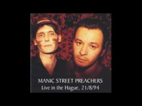 Manic Street Preachers - Live in the Hague 21.8.1994