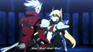 BlazBlue Alter Memory Episode 12 [ Eng Sub ]