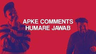 episode 17   apke comments humare jawab   the jobhi show