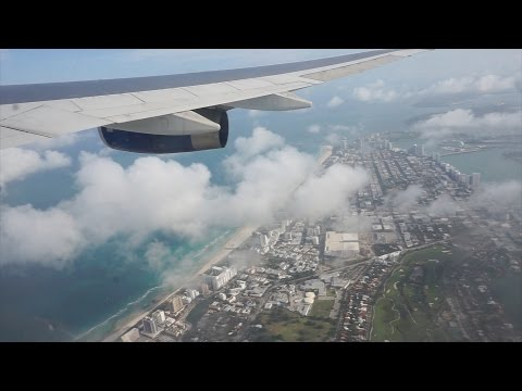 BRITISH AIRWAYS MIAMI TO LONDON OVERNIGHT