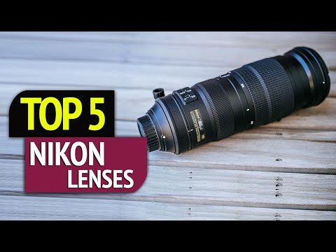 TOP 5: Nikon Lenses
