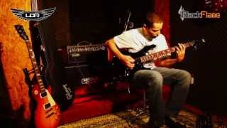 Black Flame - LDR Pickups - Rafael Tanga