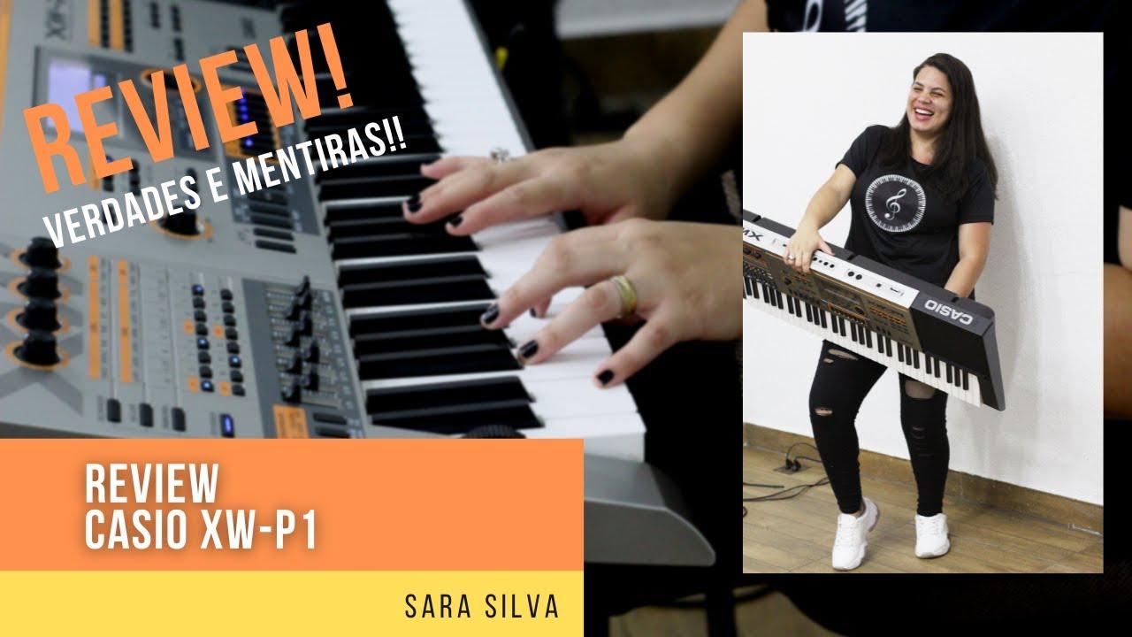 Download REVIEW CASIO XW - P1  - VERDADES E MENTIRAS!#casio #xwp1 #review #sinterizador