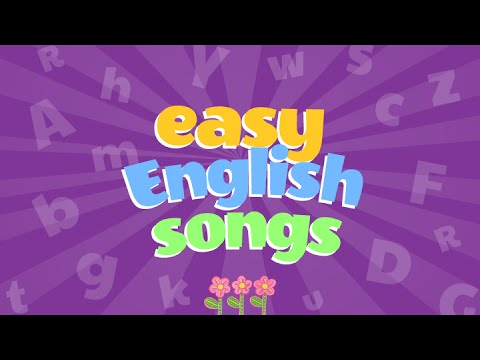 easy english songs for kids playlist children love to sing youtube. Black Bedroom Furniture Sets. Home Design Ideas