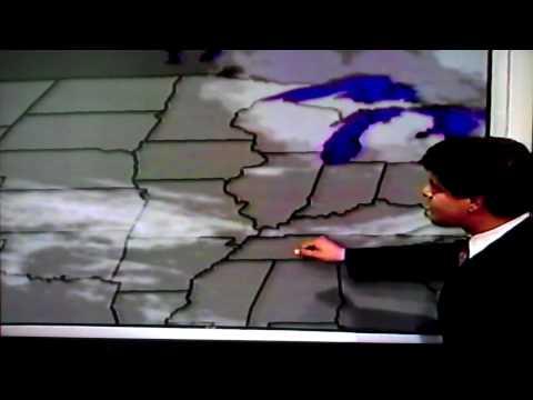 KSDK weather forecast by Bob Richards - (1988)