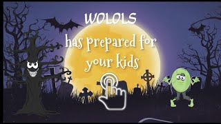 Halloween Wolols Activity Book - Games for the spookiest time of the year
