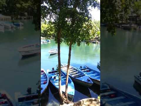 RD, la laguna gri gri en rio san juan