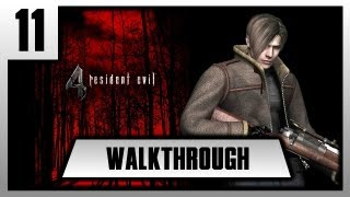 [FR][Walkthrough] Resident Evil 4 - Chapitre 4-1 en Professionnel.