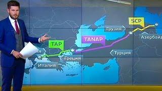 """Трубы горят: первые предательства в """"газовой войне"""" против России"""