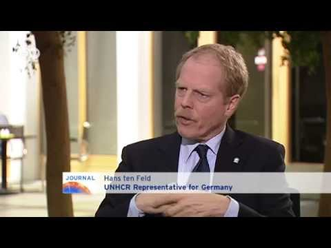 Refugees: Are They Welcome in Europe? | Journal Interview