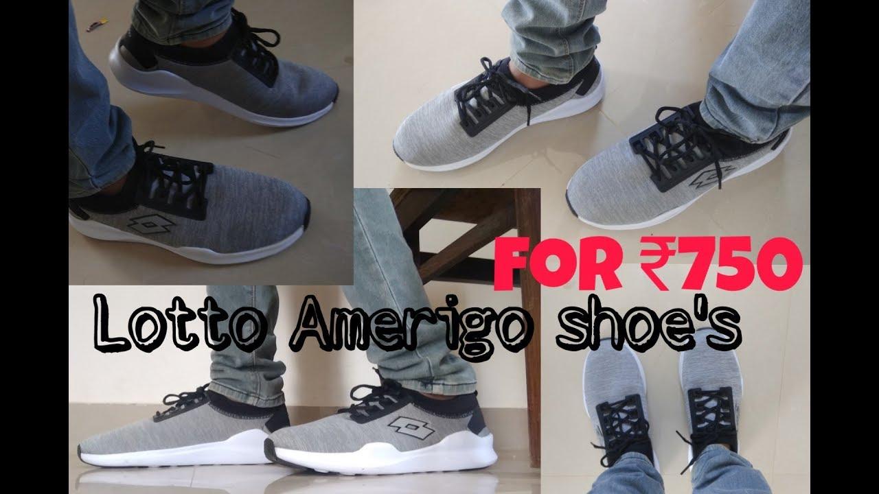 Lotto Amerigo running shoe's for men