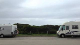 Club Motorhome Aire Videos - Furadouro, Porto, Portugal