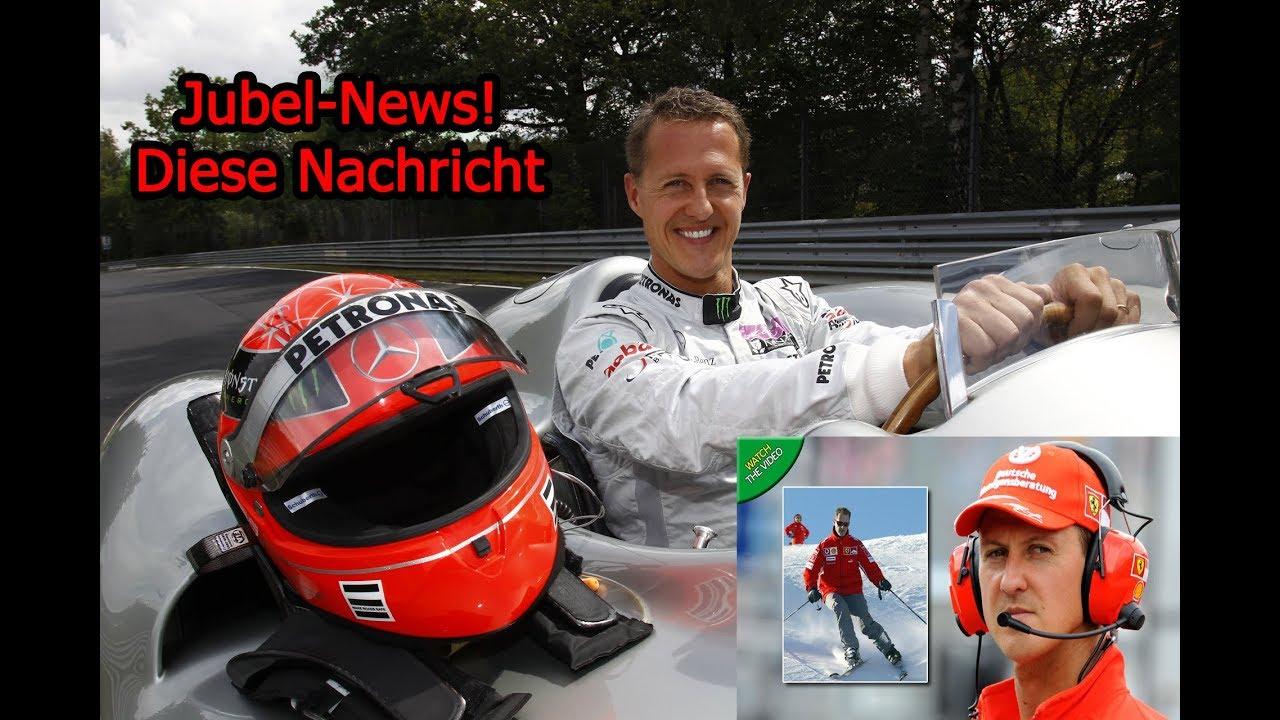 Michael Schumacher: Jubel News! Diese Nachricht kommt aus heiterem Himmel
