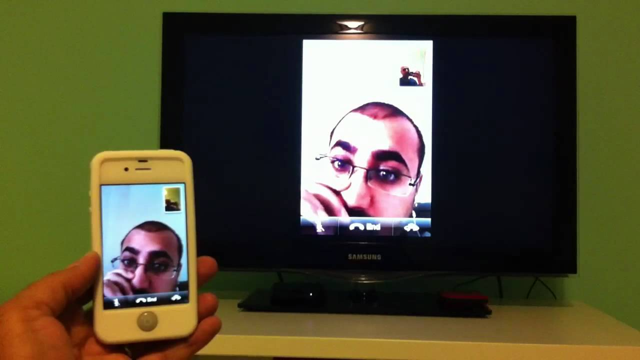 IPHONE 4S APPLE TV MIRRORING