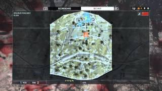 Battlefield 4 : Golmud Railway : Rush (Defender) : PlayStation 4