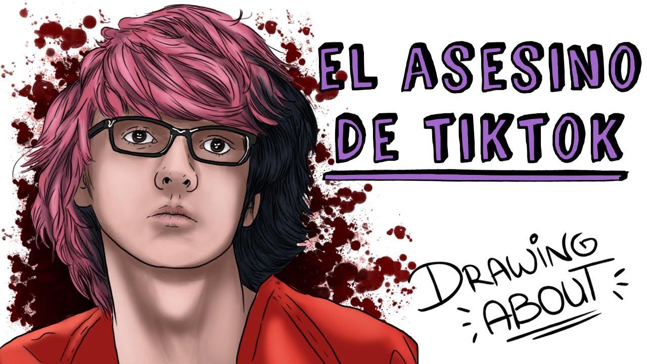 EL ASESINO DE TIKTOK, DEVON ERICKSON | Draw My Life