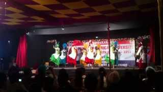 Rayat and bahra interzonal Bhangra at GGNIMT ludhiana 2013