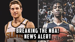 Can Ja Morant Be Successful In The NBA? Jimmer Fredette Is Back! | Breaking The NBA News Alert