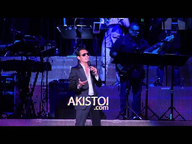 MARC ANTHONY EN PUERTO RICO